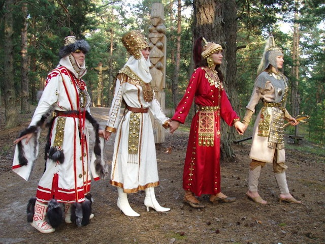THE CHUVASH HISTORY (SHORT VERSION)  BY SHOORA SHOOROOMBOOS (SHOORMBOOS)